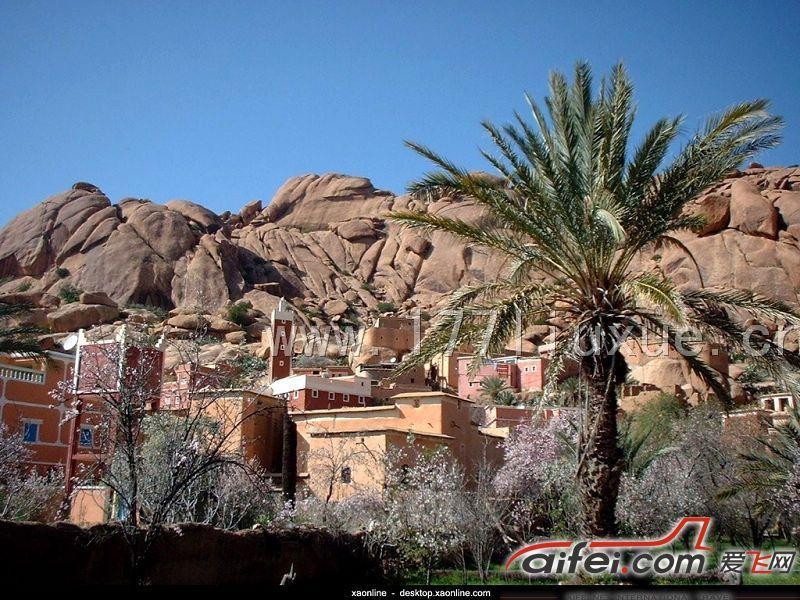 摩洛哥签证纪实